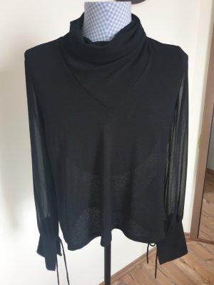 Zara Maglia a collo alto nero