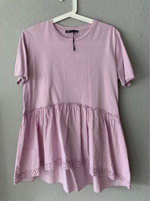Zara Shirt Flieder