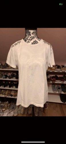 Zara T-shirt bianco