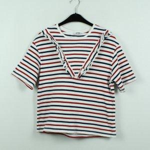 ZARA Shirt Gr. M maritim gestreift (21/01/049*)