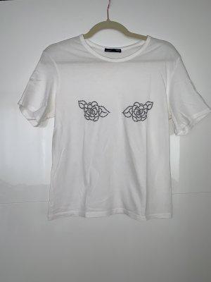 Zara shirt gr.s steinchen