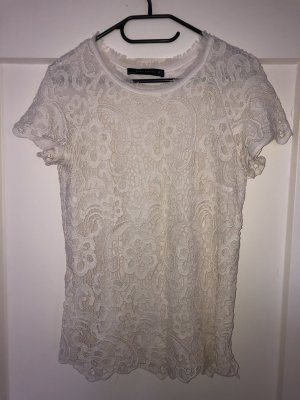 Zara Shirt Gr.S weiß