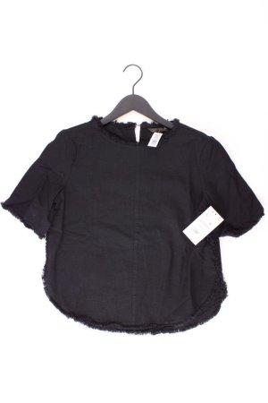 Zara Shirt Größe L neu mit Etikett Neupreis: 25,95€! schwarz aus Baumwolle