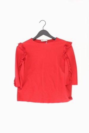 Zara Shirt Größe M rot
