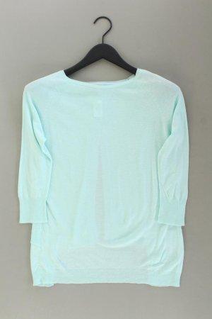 Zara Shirt Größe S 3/4 Ärmel blau