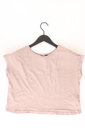 Zara Shirt Größe S braun aus Baumwolle