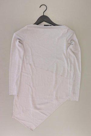 Zara Shirt Größe S grau aus Polyester
