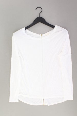 Zara Koszulka oversize w kolorze białej wełny Wiskoza