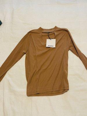 Zara Shirt mit cut out