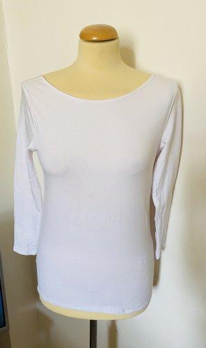 ZARA Shirt mit Rückenausschnitt Gr L