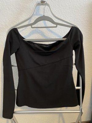 Zara Carmen Shirt black