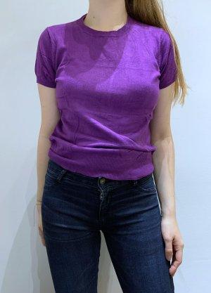 Zara Shirt violett