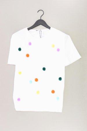 Zara Shirt weiß Größe L