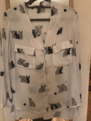 Zara Shirt with Cats