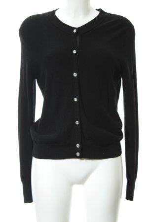 Zara Shirtjacke schwarz Elegant