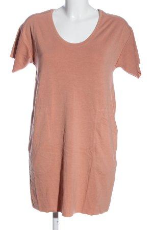 Zara Shirtkleid nude Casual-Look