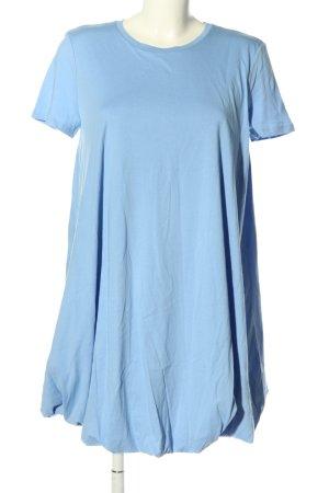 Zara Shirt Dress blue casual look