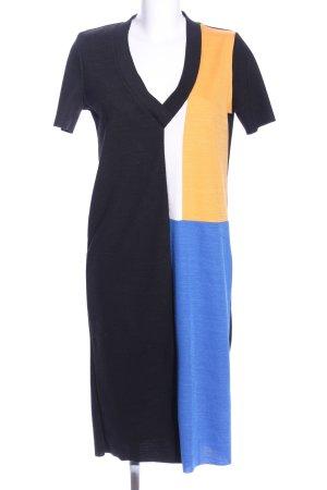 Zara Shirtkleid mehrfarbig Casual-Look