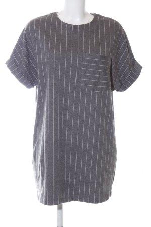 Zara Shirt Dress light grey-white