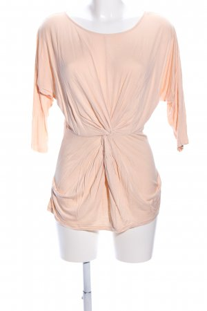 Zara Shirttunika creme Casual-Look