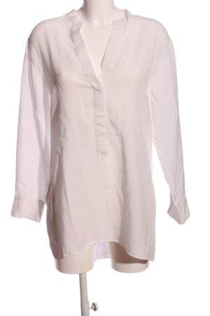 Zara Camicia a tunica bianco stile professionale