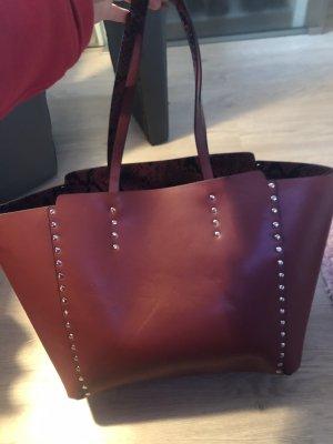 Zara Shopper multicolore