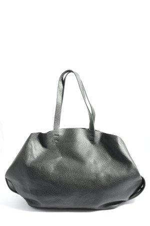Zara Shopper schwarz Casual-Look