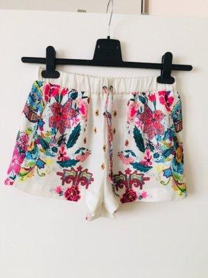 Zara Shorts boho hippie Kurze Hose Sommerhose
