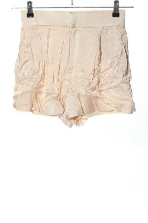 Zara Shorts creme Casual-Look