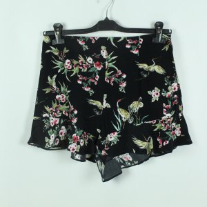 Zara Shorts Gr. L schwarz Print (20/06/057*)