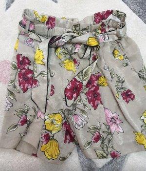 zara shorts highweist