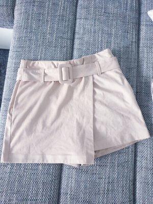 Zara High waist short rosé