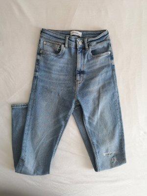 Zara Skinny Highwaist Jeans