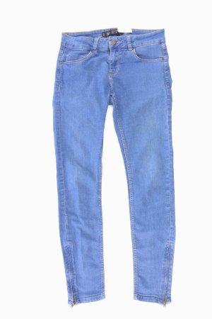 Zara Skinny Jeans blau Größe 38