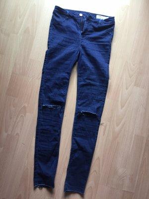 Zara Skinny Jeans Casual-Look