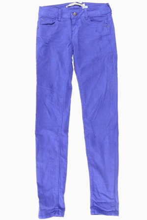 Zara Skinny Jeans Größe 34 blau