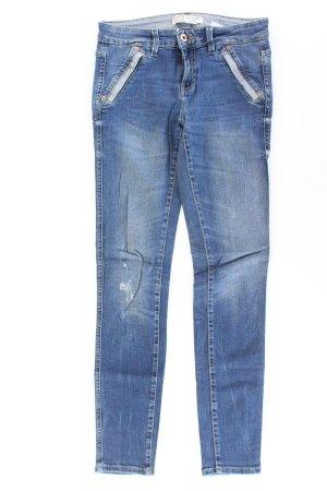 Zara Skinny Jeans Größe 36 blau