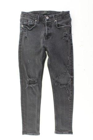 Zara Skinny Jeans Größe 36 grau aus Baumwolle