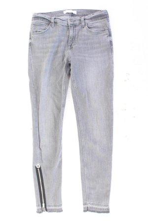 Zara Skinny Jeans Größe 36 grau