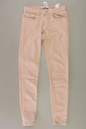 Zara Skinny Jeans Größe 36 rosa