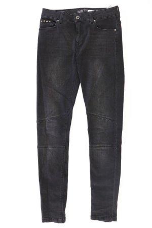 Zara Skinny Jeans Größe 36 schwarz aus Baumwolle