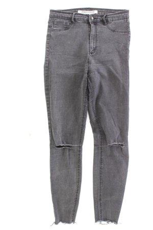 Zara Skinny Jeans Größe 38 grau