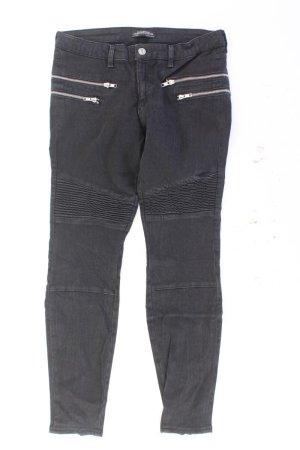 Zara Skinny Jeans Größe 38 schwarz