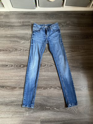 Zara skinny Jeans hellblau röhrenjeans