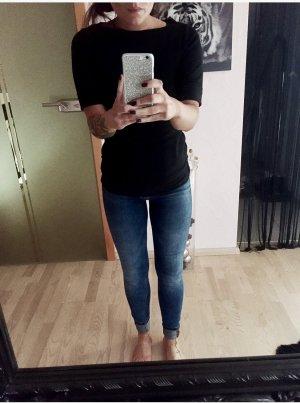 Zara Skinny Jeans High Waist