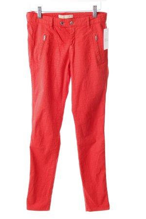 Zara Skinny Jeans Rot