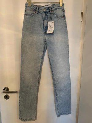Zara Skinny/Mom Jeans