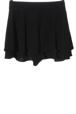Zara Skorts schwarz Elegant