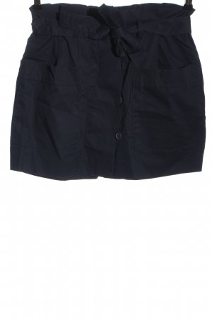 Zara Skorts blau Casual-Look