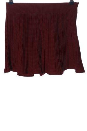 Zara Skort rouge style décontracté